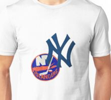 islanders and yankees Unisex T-Shirt