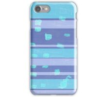 Draw Stripes and Spots - by Ana Canas iPhone Case/Skin