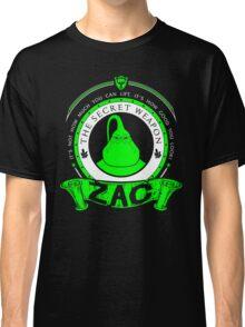 Zac - The Secret Weapon Classic T-Shirt