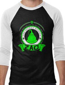 Zac - The Secret Weapon Men's Baseball ¾ T-Shirt