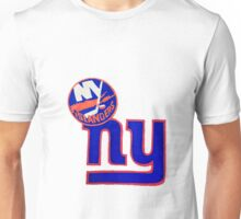giants and islanders Unisex T-Shirt