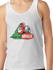 Vintage Amalie Motor Oil  Tank Top