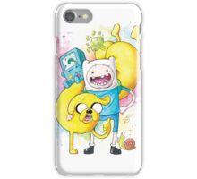 Finn and Jake iPhone Case/Skin