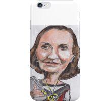 Morgan LLewelyn iPhone Case/Skin