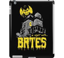 A night with Bates iPad Case/Skin