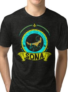 Sona - Maven of the Strings Tri-blend T-Shirt