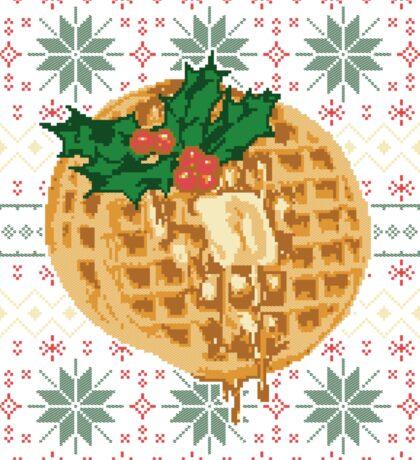 Jolly Waffles Sticker