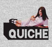 JA'MIE QUICHE by HELLACOOL