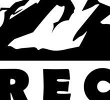BRECK SKIING BRECKENRIDGE COLORADO MOUNTAINS SKI SNOWBOARD HIKING CLIMBING Sticker