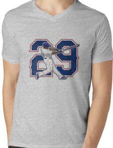 29 - Beltré (vintage) Mens V-Neck T-Shirt