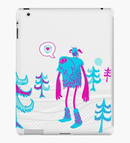 GiantYeti iPad Case/Skin