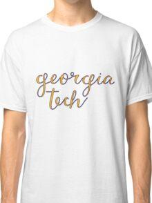 georgia tech Classic T-Shirt