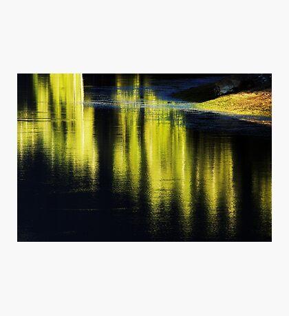 An autumn moment Photographic Print