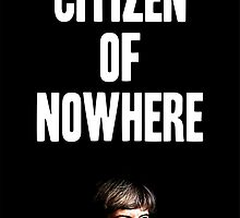 Citizen of Nowhere by Smallbrainfield