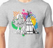 Cultural Appropriation: Hindu Teepee Unisex T-Shirt