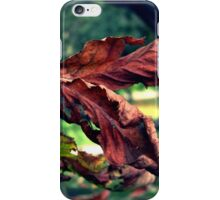 blowin' in the wind iPhone Case/Skin