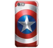 Marvel Captain America Shield  iPhone Case/Skin