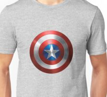 Marvel Captain America Shield  Unisex T-Shirt