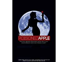 The Evil Queen's Poisoned Apple Photographic Print