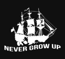 Peter Pan - Never grow up by Saraelle