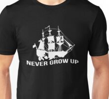 Peter Pan - Never grow up Unisex T-Shirt