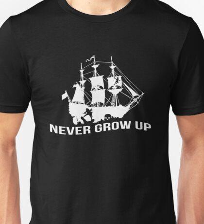 Peter Pan - Never grow up Unisex T-Shirt
