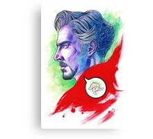 Stephen Strange Canvas Print
