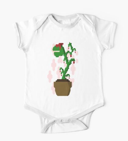 Potted Monster Plant One Piece - Short Sleeve