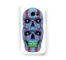 Twin Skull Samsung Galaxy Case/Skin
