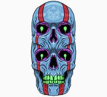 Twin Skull Unisex T-Shirt