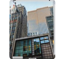 Broadway Impressions iPad Case/Skin