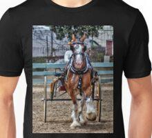 Horse and Buggy Unisex T-Shirt