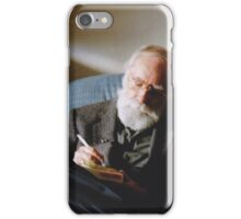 Father (Christmas 2006, North Saanich, Vancouver Island, British Columbia, Canada) iPhone Case/Skin