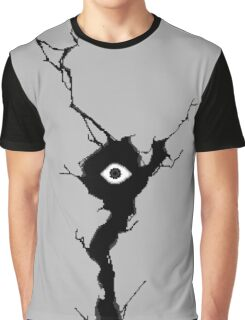 Hole in the Wall Graphic T-Shirt