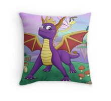 Dreamweavers Throw Pillow