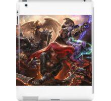 Ashe Katarina & Team / League of Legends iPad Case/Skin