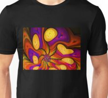 Flowers of Autumn Unisex T-Shirt