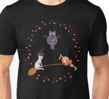 Happy Meowloween Unisex T-Shirt