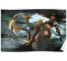 Sivir Skin / League Of Legends Poster