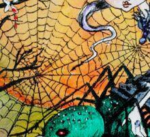 Halloween Cora Sticker
