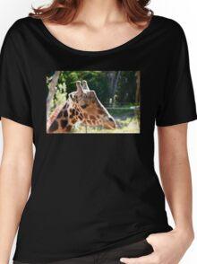 Baringo Giraffe Women's Relaxed Fit T-Shirt