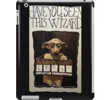 Poor Dobby iPad Case/Skin