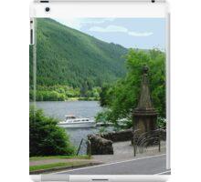 Well of the Seven Heads.......Loch Oich.......Scotland. iPad Case/Skin