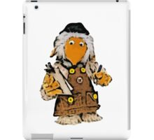 Womble Tobermory iPad Case/Skin