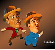 Hey, Abbott by louie ferris