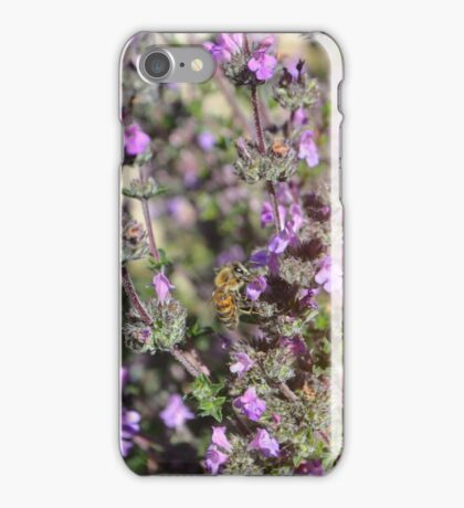 Honey Bees iPhone Case/Skin
