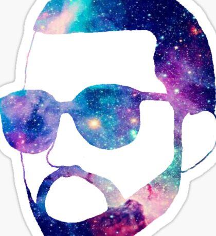 Galaxy Kanye  Sticker