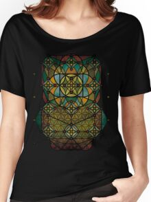 Sacred Geometry - Quantum conexion  Women's Relaxed Fit T-Shirt