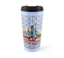 Magic Kingdom 45th Anniversary Travel Mug