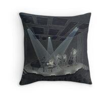 On Stage Throw Pillows & Totes Throw Pillow